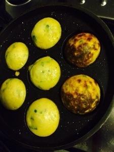 Anusuya's Kitchen – Kuzhi Paniyaram