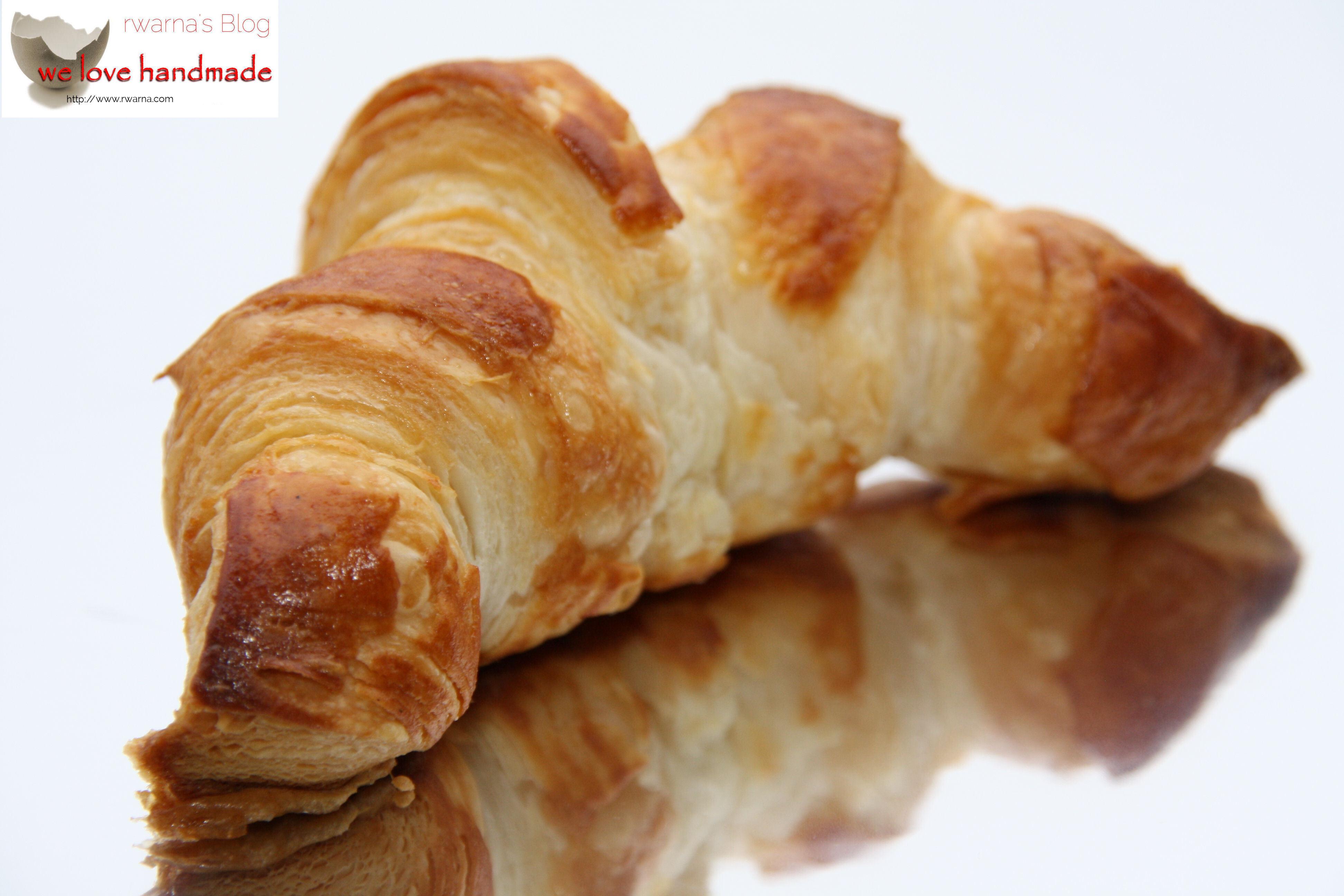 Croissant – edler Buttergipfel