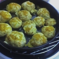 Red Lobster Cheddar Biscuits - Nuwave/Flavorwave Ovens Recipe