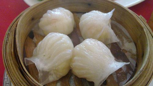 Pour le plaisir : Hakao, raviolis aux crevettes à la mode cantonaise