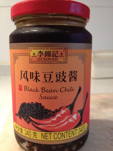 Ingrédients : Haricots de soja fermentés