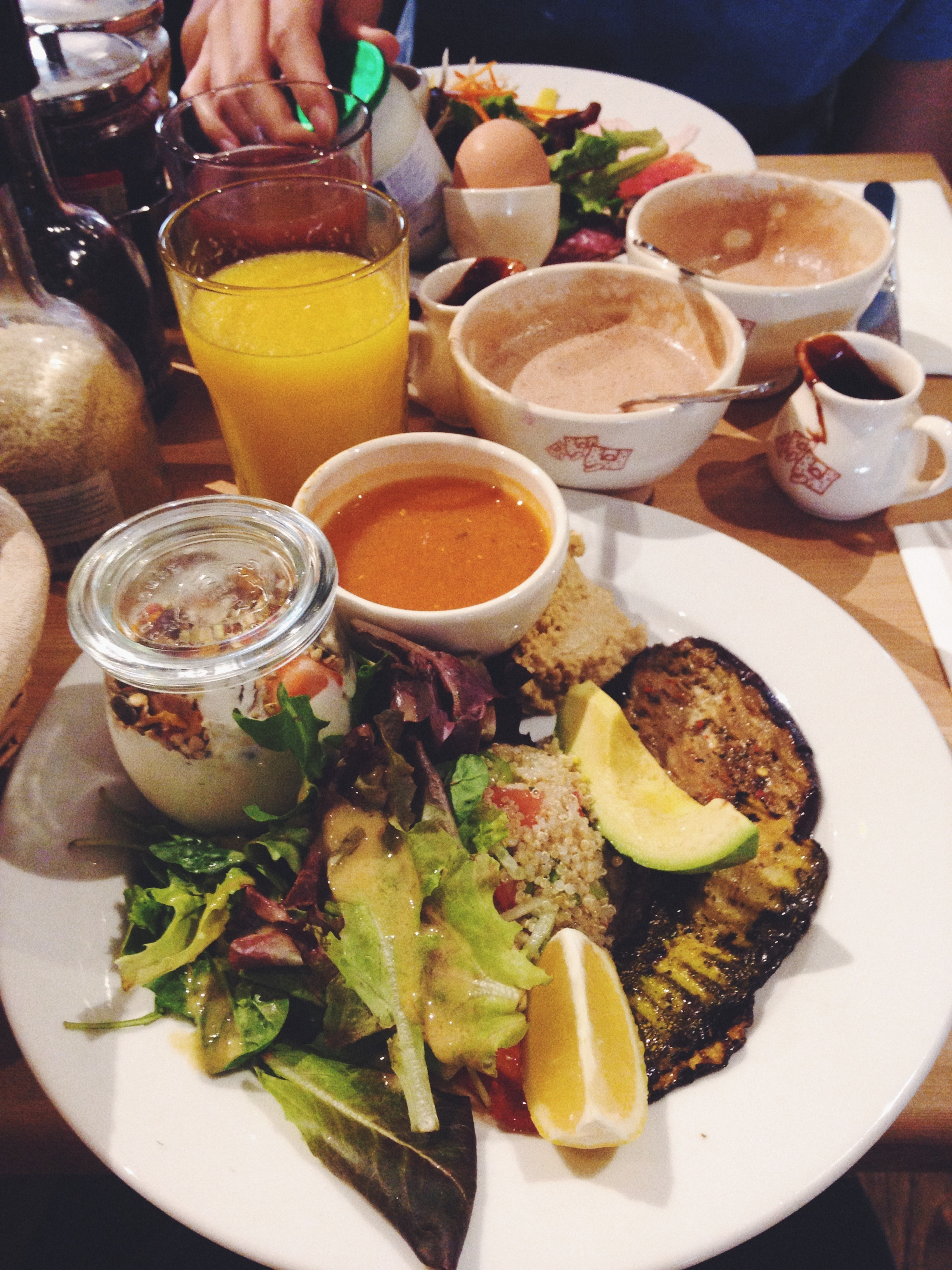 Où manger végétarien et végétalien à Paris?