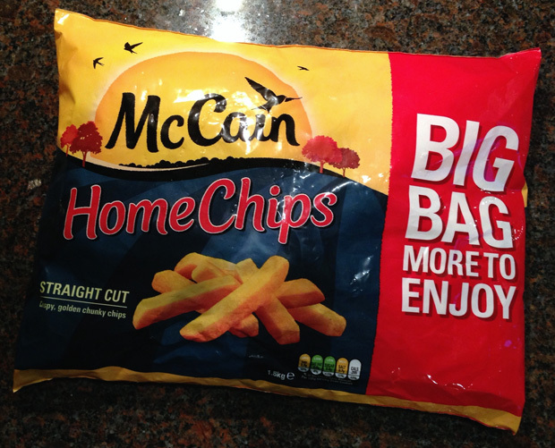 Review: McCain Home Chips