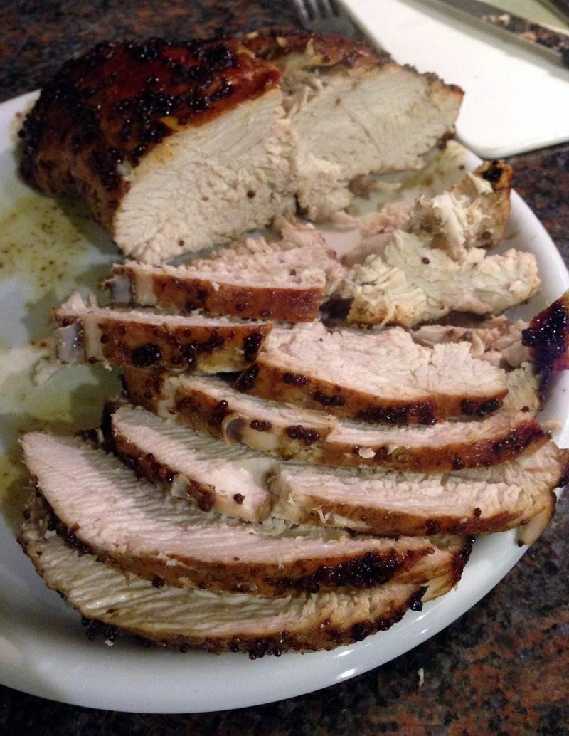 Recipe: Pomegranate Glazed Turkey