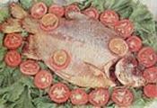 receita de pacu assado com recheio de farofa de couve