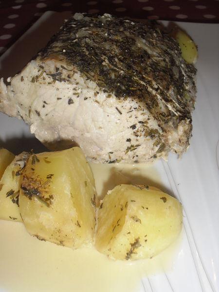 cuisson filet de porc sans os