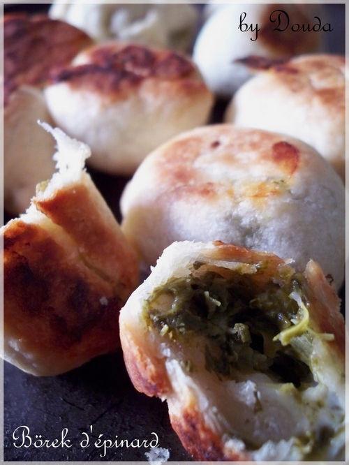 Börek d'épinards (Turquie)