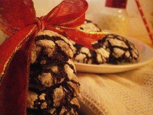 Mogyorós-csokis pöffeteg keksz