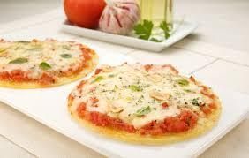 Pizza de maizena