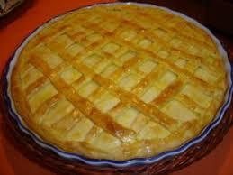 torta de limão com 500 gr de farinha de trigo