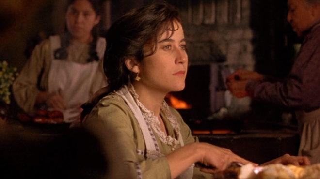 FILME: Como água para chocolate /// RECEITA: Pimentões recheados