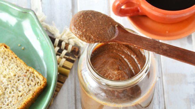 CREME DE AVELÃ COM CACAU (tipo Nutella)