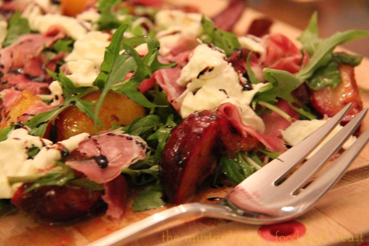 endives with ham