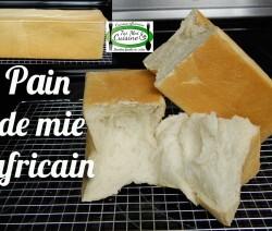Pain de mie africain (Kumba/ agege bread)