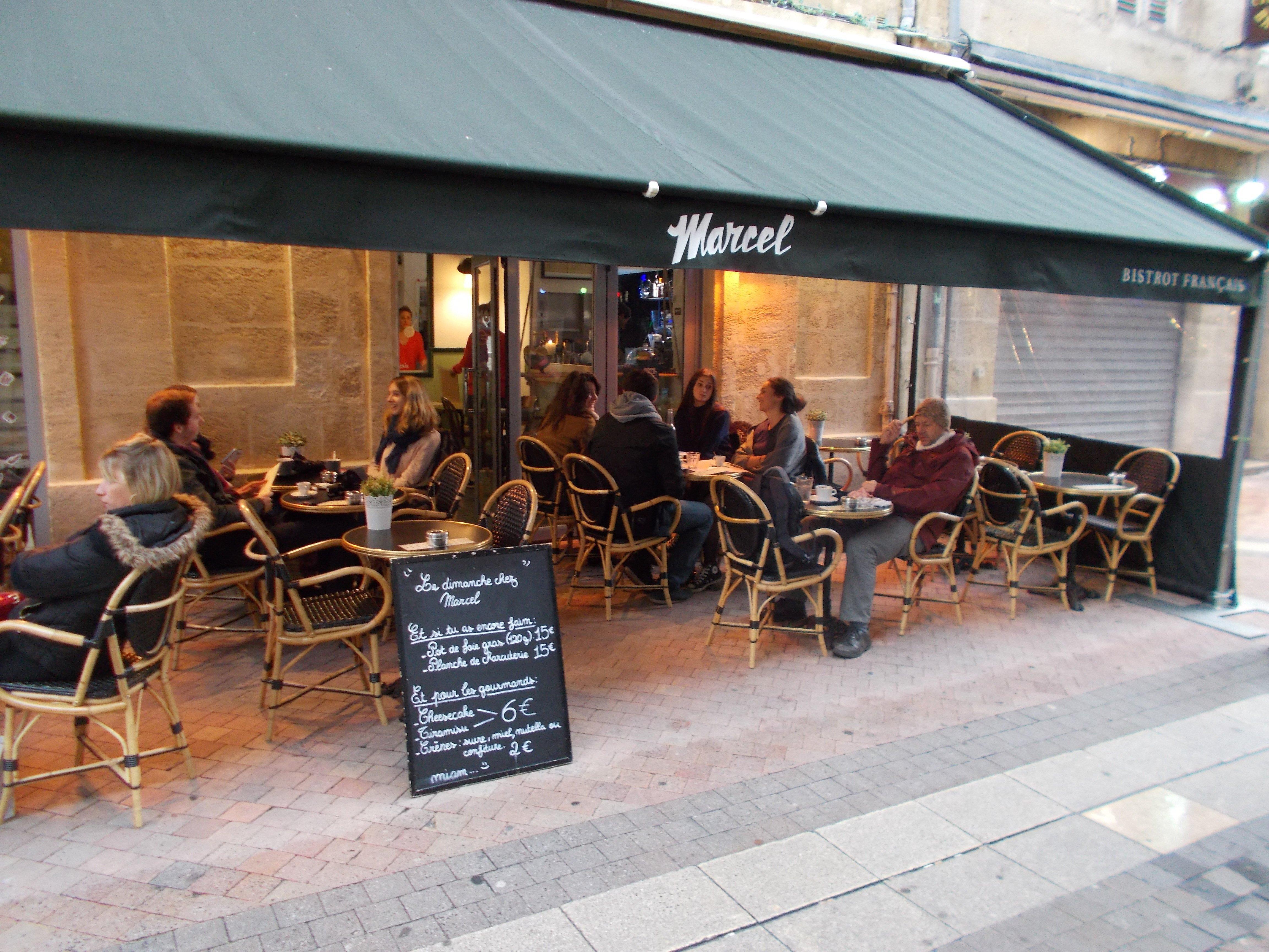 Chez Marcel : un brunch à la carte