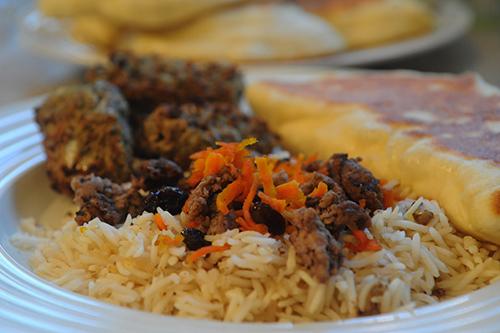 Recipes from Khyber Pakhtunkhwa and FATA, Pakistan