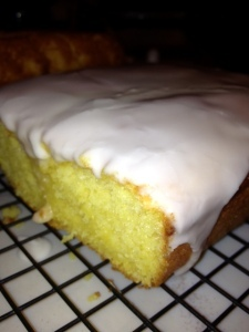 Copycat Starbucks Iced Lemon Pound Cake