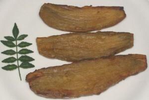 食品乾燥機 de レシピ : 簡単☆ カリッともっちり新食感☆干し芋の素揚げ