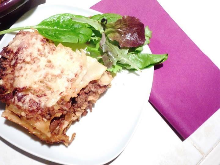 lasagnes bolognaise sans béchamel