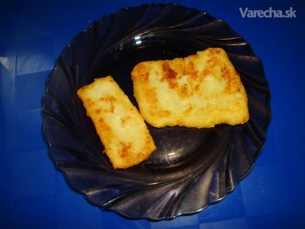 Vyprážané zemiakové pagáče (fotorecept)