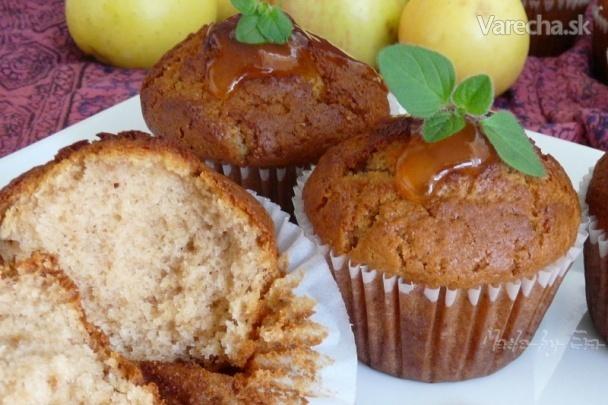 Muffiny s jablkovým želé (fotorecept)