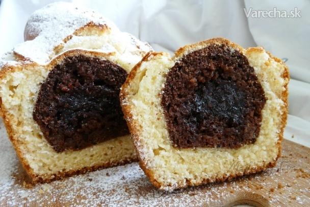 Muffinkový koláč (fotorecept)