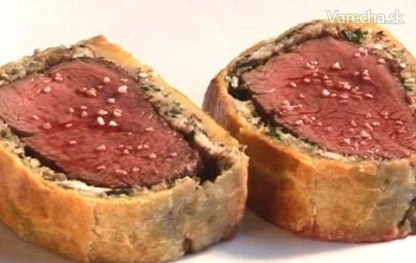 Beef (Hovädzie) Wellington