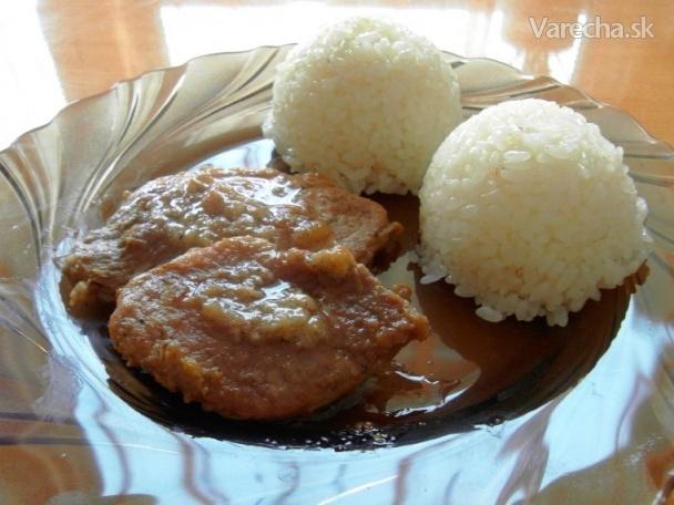 Dusené bravčové mäso (fotorecept)