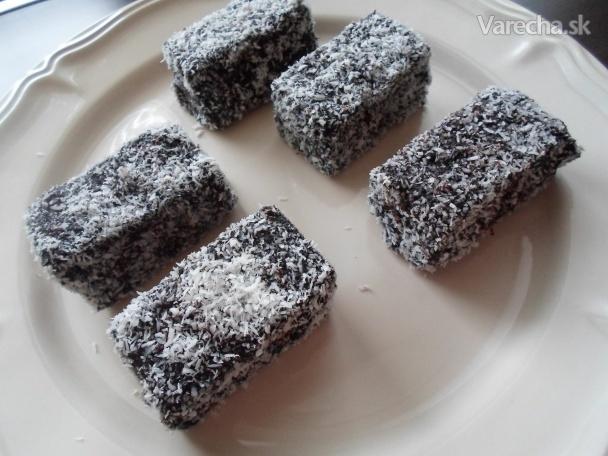 Kokosové ježe (fotorecept)