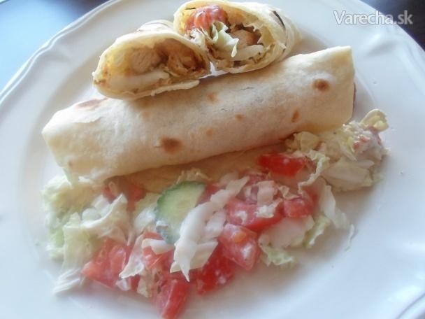 Tortilla placky (fotorecept)