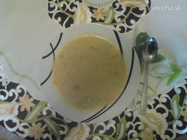 Naša šošovicová polievka