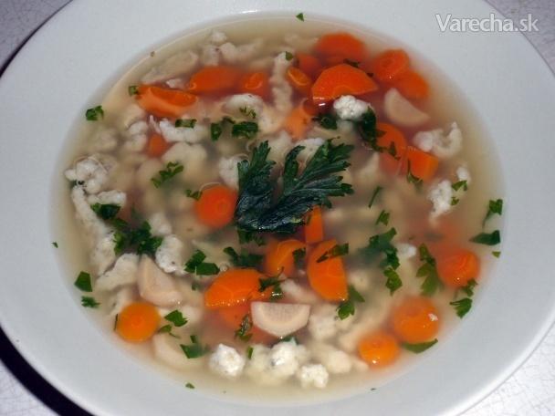 Báchova polievka (fotorecept)
