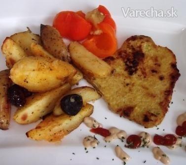 Bravčové karé v pikantnej marináde (fotorecept)