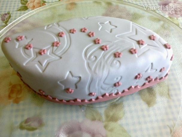 Netradičná torta (fotorecept)