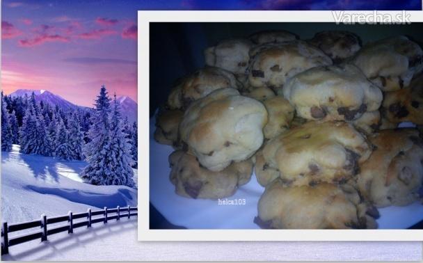 Klobásovo-zemiakové pagáče (fotorecept)