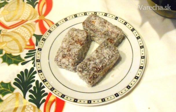 Kokosové tyčinky - celiatické (fotorecept)