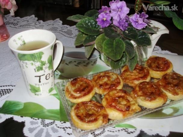 Pizzové slimáčiky (fotorecept)