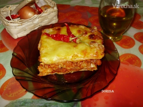 Lasagne so syrom (fotorecept)