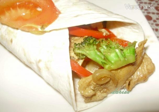 Plnené tortily (fotorecept)