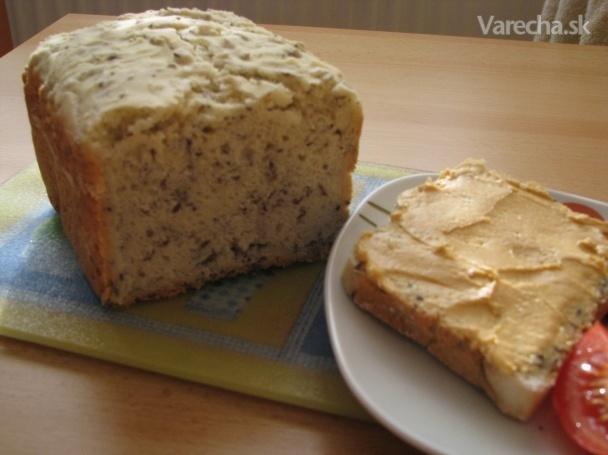 Ľanový bezlepkový chlieb (fotorecept)