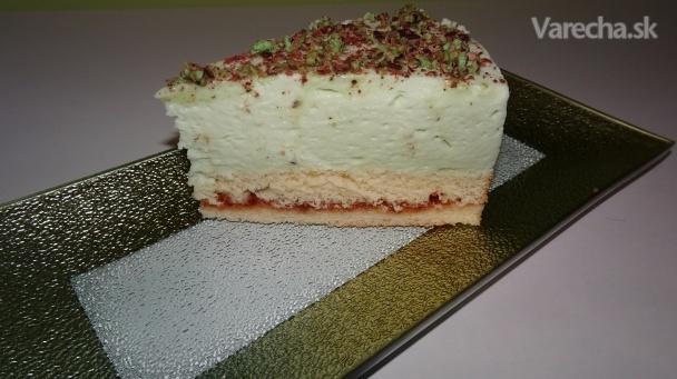 Pistáciová torta (fotorecept)