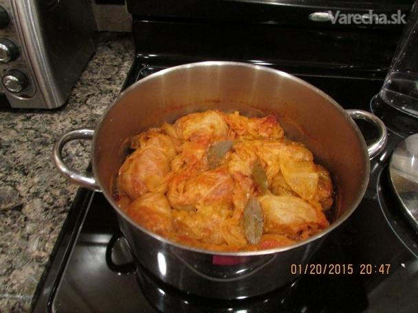 Sarma-recept mojej maminky