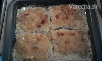 Farárske rezne z bravčového karé (fotorecept)