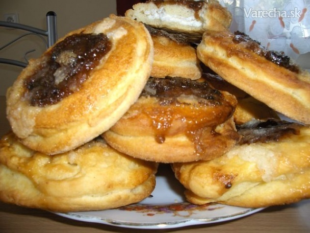 Hanácke koláče (fotorecept)