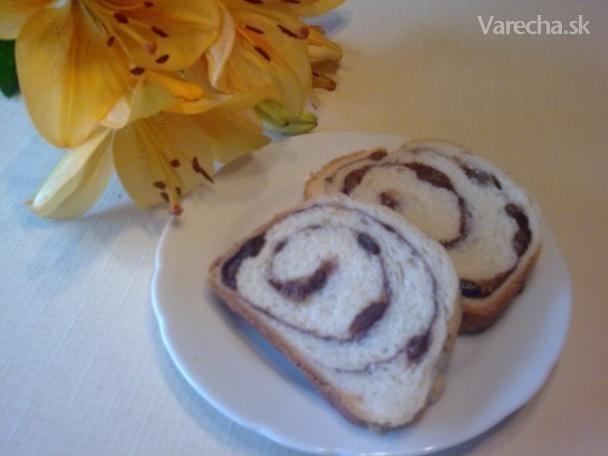 Závin z domácej pekárne (fotorecept)