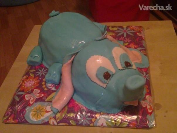 Torta sloníčatko