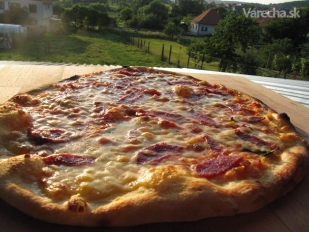 Pizza Alex po roku (fotorecept)