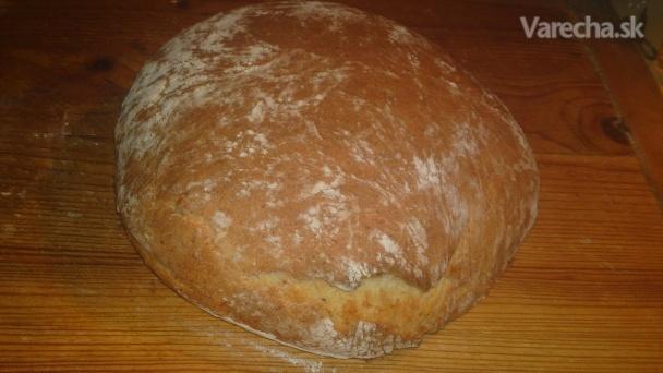 ako upiecť zemiakový chlieb