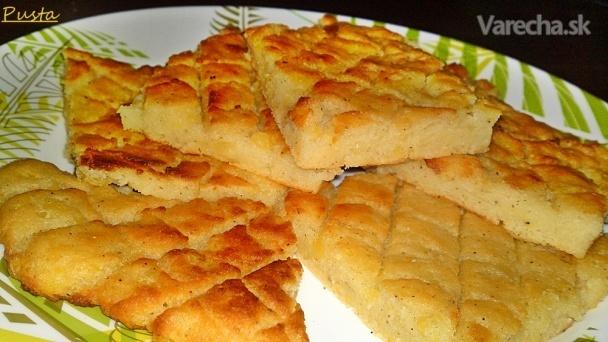 Zemiakové pagáče pečené vcelku (fotorecept)