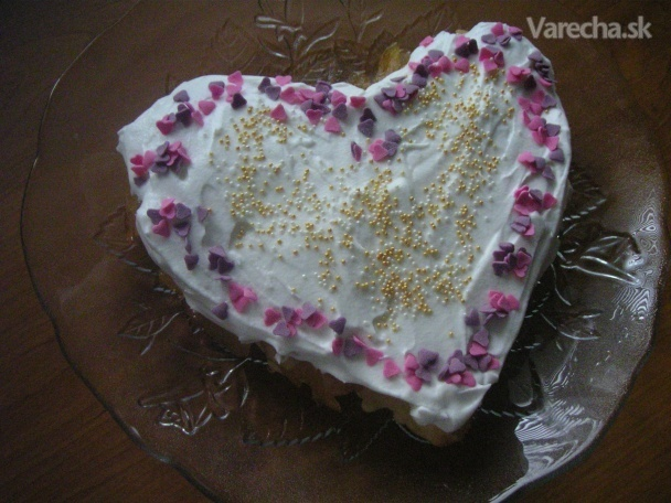 Nepečená jablkovo- ovocná torta (fotorecept)